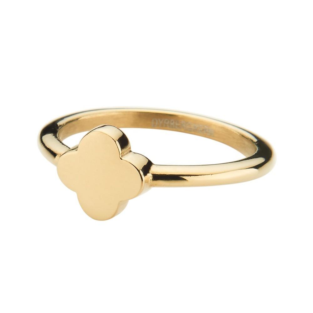 Floresia ring i guld fra Dyrberg/Kern