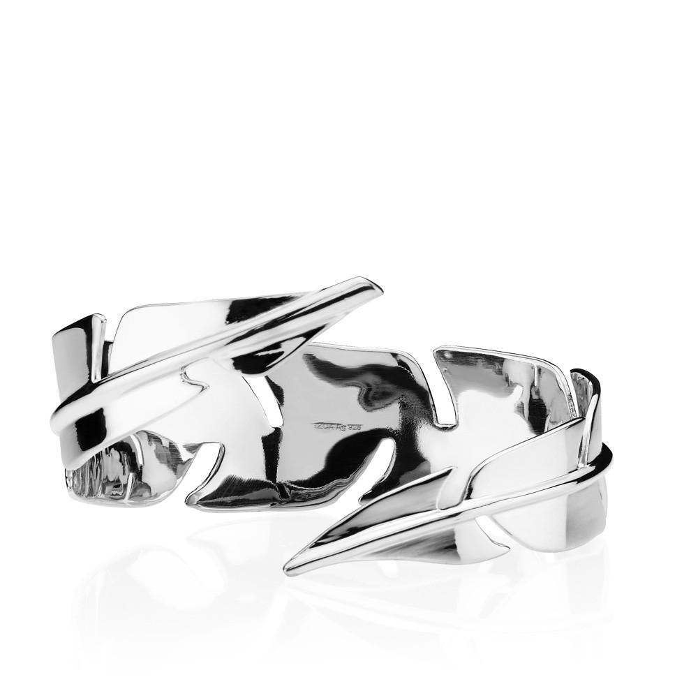 Flawless armbånd i sølv fra Izabel Camille