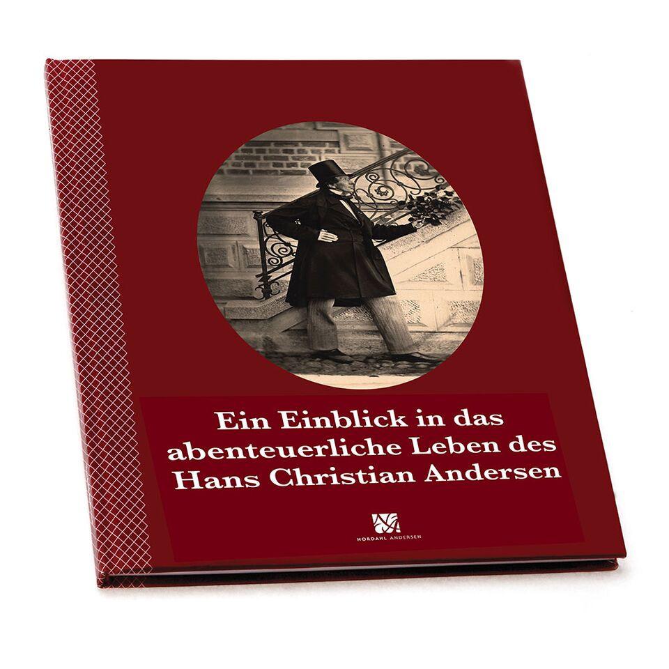 H.C. Andersen bog på tysk fra Nordahl Andersen
