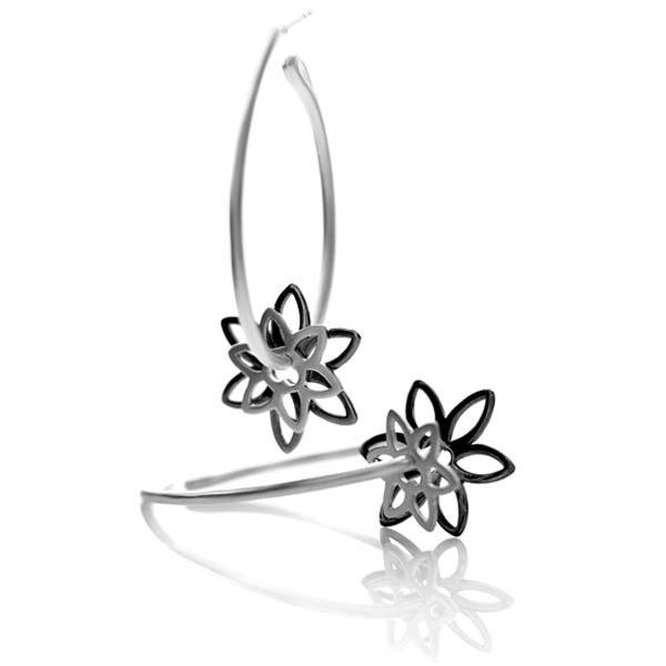 9ebeeeadd32 Creola øreringe i sølv fra Izabel Camille - se vores store udvalg af ...