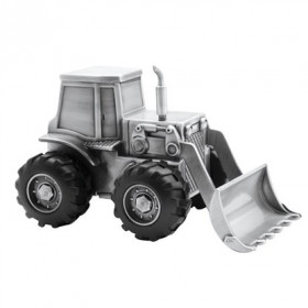 Fortinnet Traktor sparrebøsse fra Nordahl Andersen