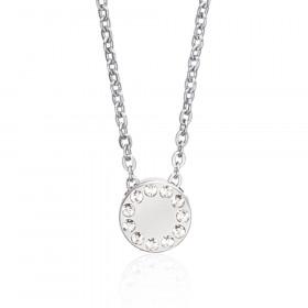 Brillance Puck titanium halskæde fra Blomdahl