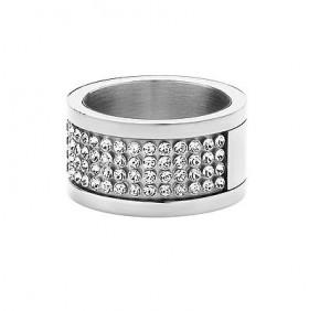 Emily ring i sølv fra Dyrberg/Kern
