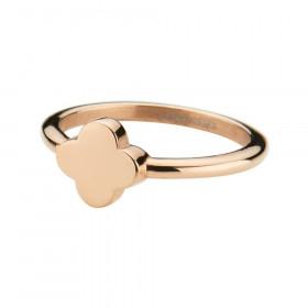 Floresia ring i rosa guld fra Dyrberg/Kern