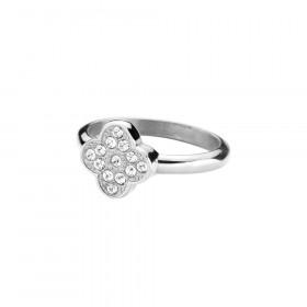 Cloveria ring i sølv fra Dyrberg/Kern