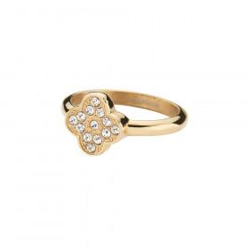 Cloveria ring i guld fra Dyrberg/Kern