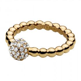 Reiko ring i guld fra Dyrberg/Kern