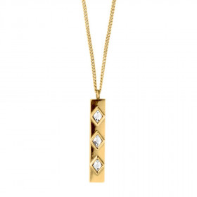 Loma halskæde i guld fra Dyrberg/Kern