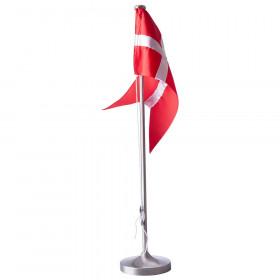Fortinnet bordflag fra Nordahl Andersen