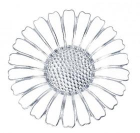 Marguerit broche i sølv fra Lund Copenhagen