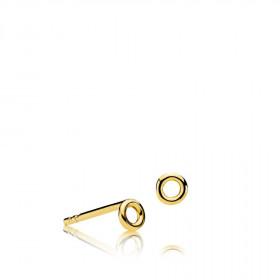 Metropol ørestikker i guld fra Izabel Camille.