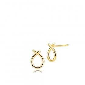 Everyday (små) øreringe i guld fra Izabel Camille.