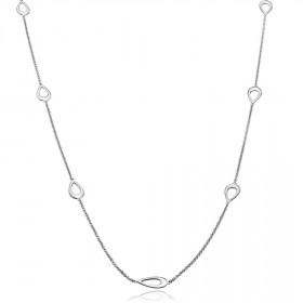 Harmony halskæde i sølv fra Izabel Camille