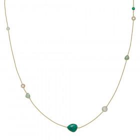 Orient halskæde fra Izabel Camille