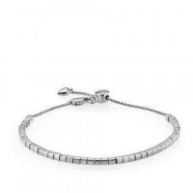 Signature armbånd i sølv fra Izabel Camille