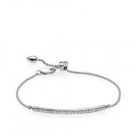 Promise armbånd i sølv fra Izabel Camille