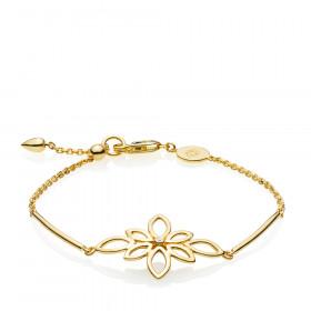 Blossom armbånd i guld fra Izabel Camille