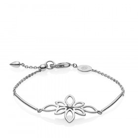 Blossom armbånd i sølv fra Izabel Camille