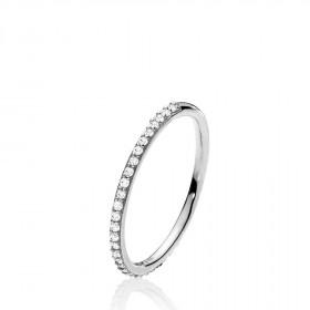 Promise small ring i sølv fra Izabel Camille