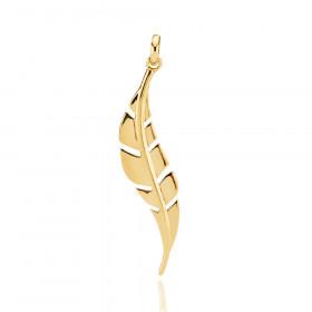 Flawless vedhæng i guld fra Izabel Camille