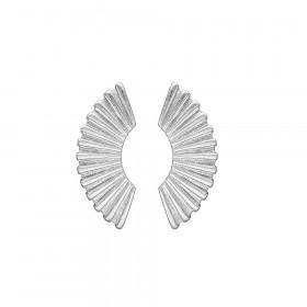 Goddess øreringe i sølv fra Enamel